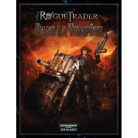 Rogue Trader - Dans la Tempête un jeu Bibliotheque Interdite