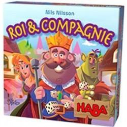 Roi et compagnie un jeu Haba