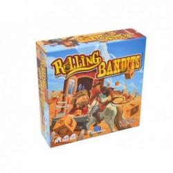 Rolling bandits un jeu Blue orange