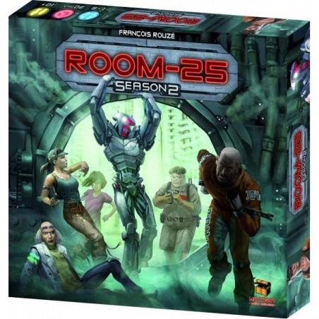 Room 25 - Saison 2 un jeu Matagot