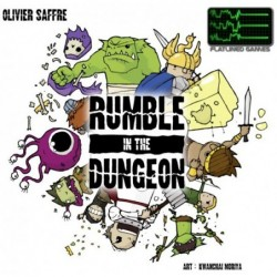 Rumble in the Dungeon un jeu Flatlined games
