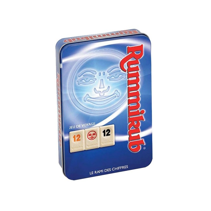 Rummikub - Voyage un jeu Hasbro