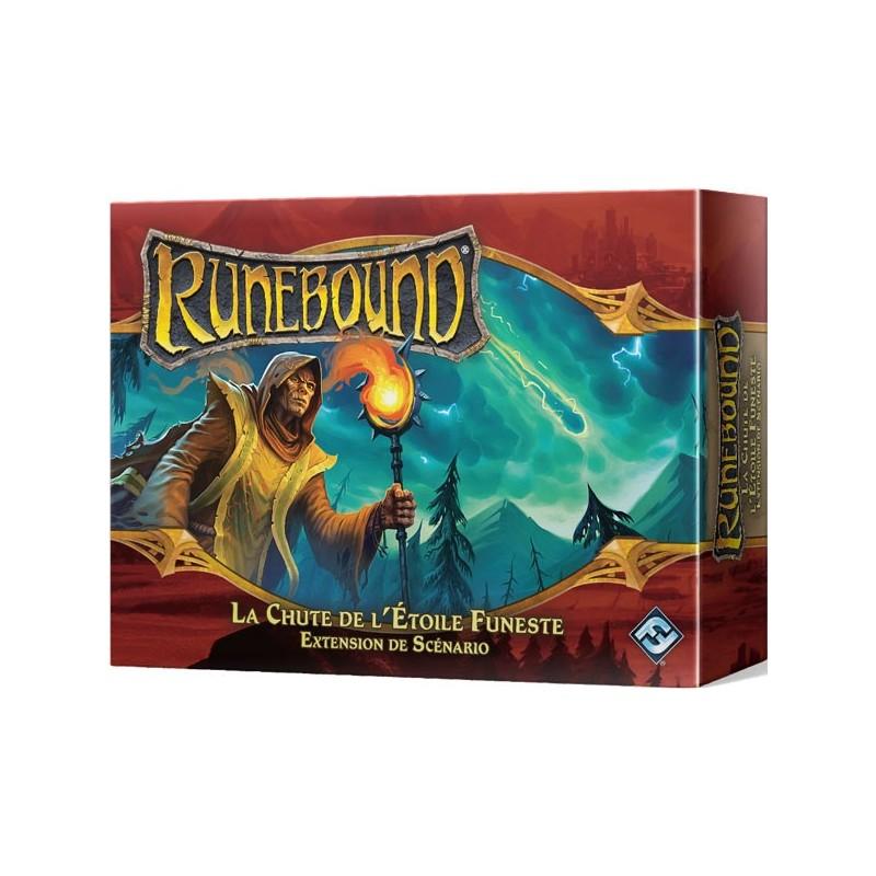 Runebound 3ème édition - La chute de l'étoile funeste un jeu Edge