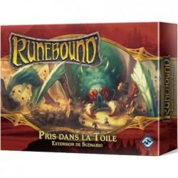 Runebound 3ème édition - Pris dans la toile un jeu Edge
