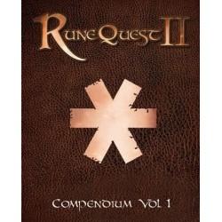RuneQuest II - Compendium vol. 1 un jeu Mongoose