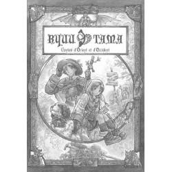 Ryuutama - Contes d'Orient et d'Occident un jeu Lapin marteau