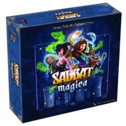 Sabbat Magica un jeu Helvetia Games