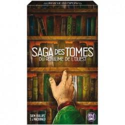 Saga des tomes du royaume de l'Ouest un jeu Pixie Games