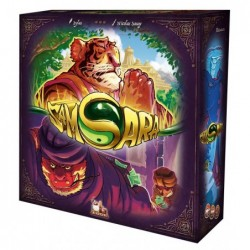 Samsara un jeu Oka Luda Editions