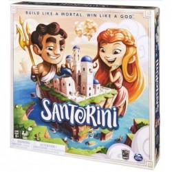 Santorini un jeu Spin master