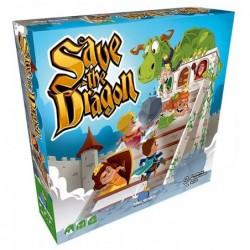 Save the dragon un jeu Blue orange