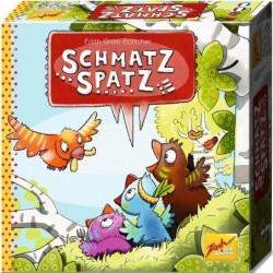 Schmatz Spatz un jeu Zoch