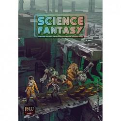 Dungeon World - Science fantasy un jeu 500 nuances de geek