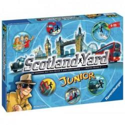 Scotland yard junior un jeu Ravensburger