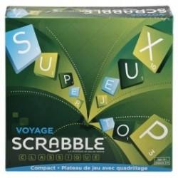Scrabble de voyage un jeu Mattel