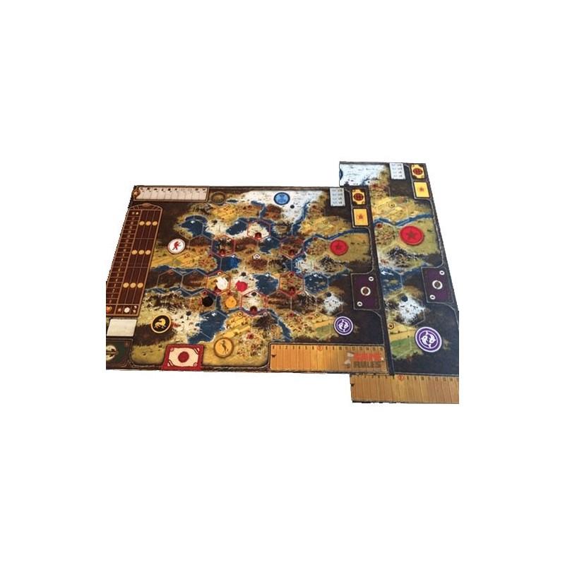 Scythe - Plateau un jeu Matagot