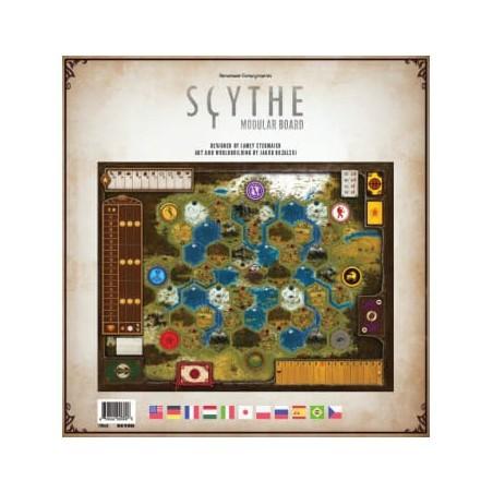 Scythe Modular Board un jeu Stonemaier games