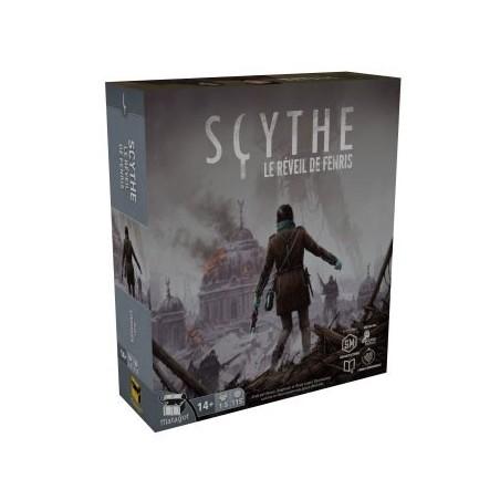 Scythe - Le Réveil de Fenris un jeu Matagot
