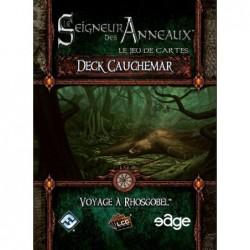 Deck cauchemar - Voyage à Rhosgobel un jeu Edge