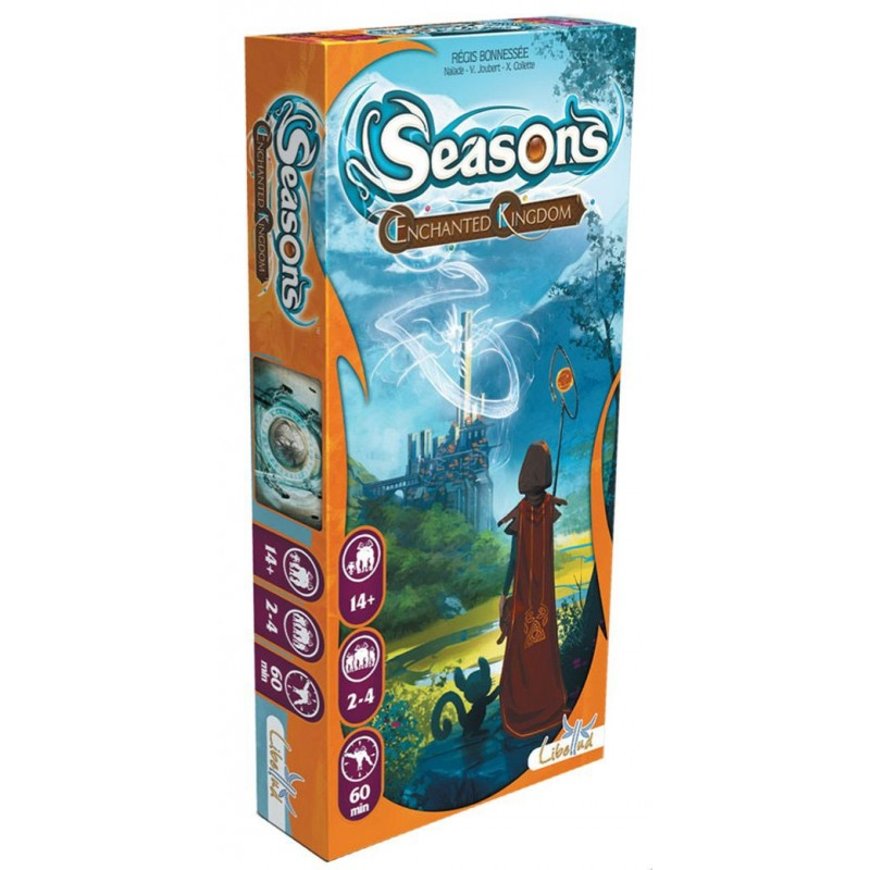 Seasons - Enchanted Kingdoms un jeu Libellud