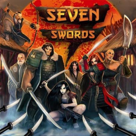 Seven swords un jeu