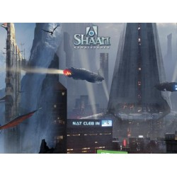Shaan renaissance - Ecran du meneur un jeu Origames