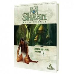 Shaan renaissance - L'arbre qui cache la foret un jeu Origames