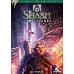 Shaan - Kit du joueur un jeu Origames