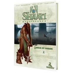Shaan renaissance - L'erreur est humaine un jeu Origames