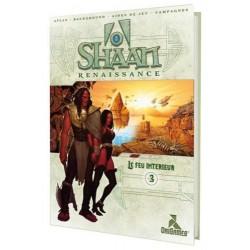 Shaan renaissance - Le feu intérieur un jeu Origames