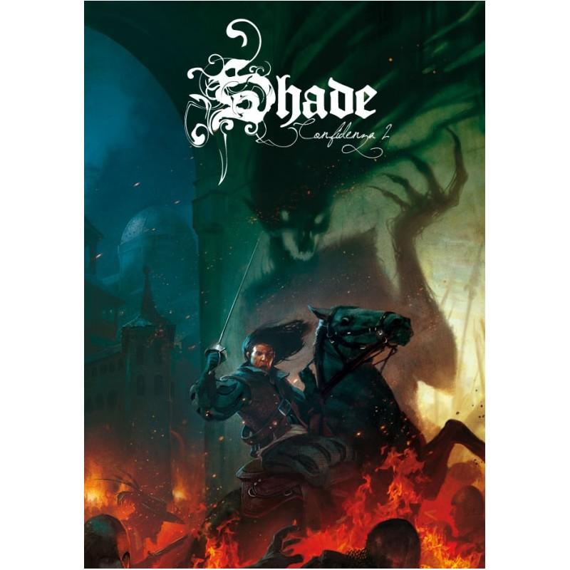 Shade - Confidenza II - Livre 3 un jeu LudoPathes