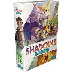 Shadows Amsterdam + tuile bonus un jeu Libellud