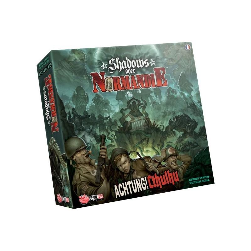Shadows over Normandie un jeu Devil Pig Games