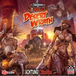 Shadows over Normandie - Desert Wrath un jeu Devil Pig Games