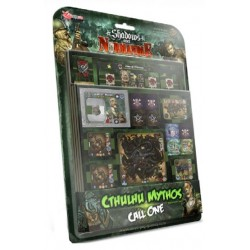 Shadows over Normandie - Extension Cthulhu mythos call one un jeu Devil Pig Games
