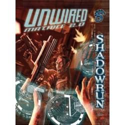 Shadowrun - Unwired - matrice 2.0 un jeu Black Book