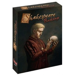 Shakespeare - Backstage un jeu Ystari