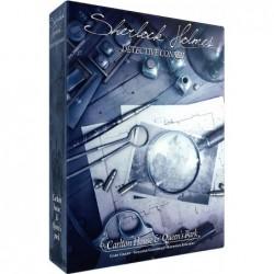 Sherlock Holmes - Carlton House & Queen's Park un jeu Space cowboys