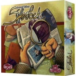 Sherlock - Nouvelle édition un jeu Ilopeli
