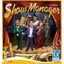 Show Manager un jeu Queen Games