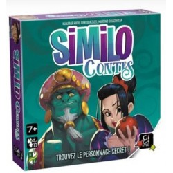 Similo Contes un jeu Gigamic
