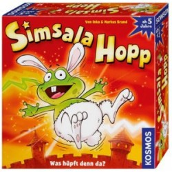Simsala Hopp un jeu Kosmos