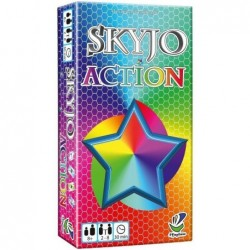 Skyjo Action un jeu