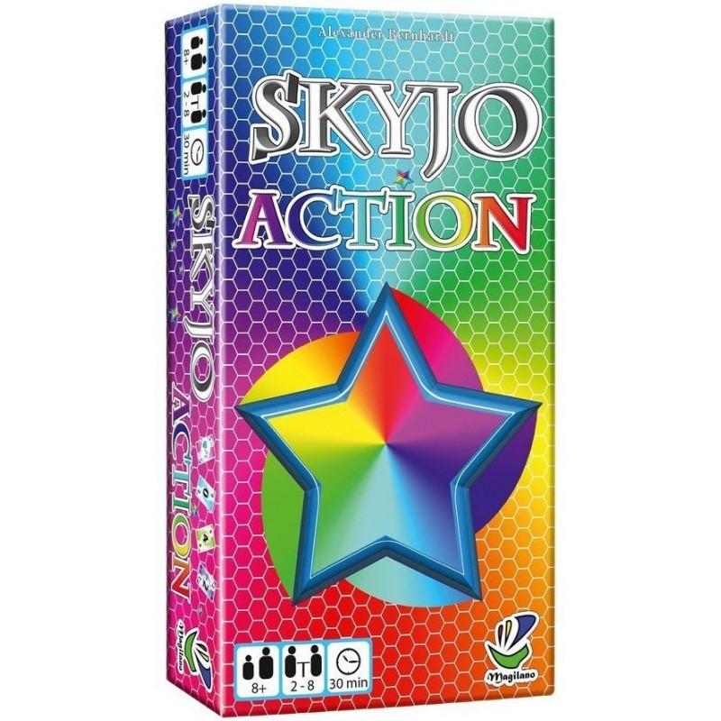 Skyjo Action | Bernhardt, Alexander. Auteur