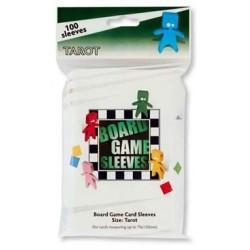 Board Game Sleeves - Tarot 70x120 un jeu Arcane Tinmen