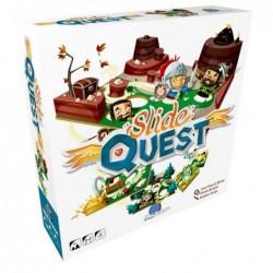 Slide Quest un jeu Blue orange