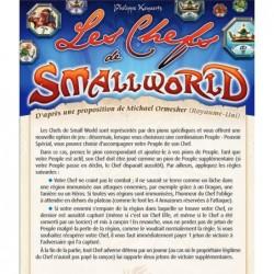 Smallworld - Chefs de Smallworld un jeu Days of wonder