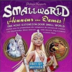 Small World - Honneur aux Dames ! un jeu Days of wonder