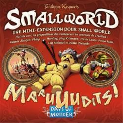Small World : mini-extension MAAUUUDITS ! un jeu Days of wonder