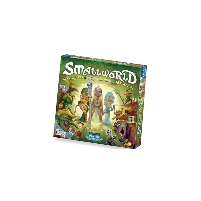 Smallworld - Power Pack 2 un jeu Days of wonder
